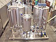 BioPro SSI 250 biodiesel processor.