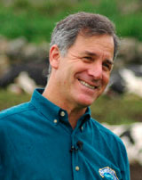 Gary Hirshberg, Stonyfield & O'Naturals founder.