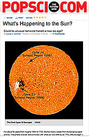Pop Sci sunspots article.