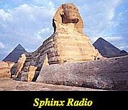 Sphinx Radio online.