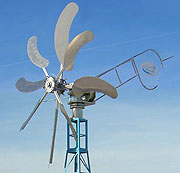 Wind Simplicity's Windancer stylish windmill.