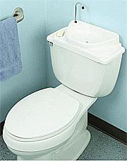 Toilet Lid Sink