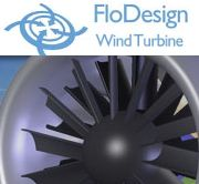 FloDesign jet engine style wind turbine.