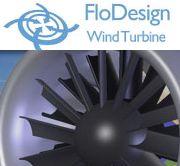 FloDesign jet engine style wind turbine.