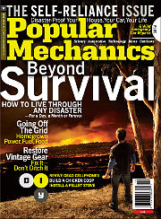 Oct 2009 Popular Mechanics Self Reliance issue