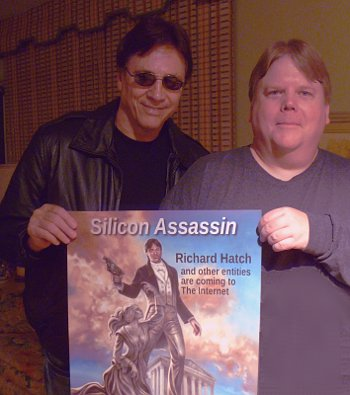 J. Kent Hastings, Richard Hatch